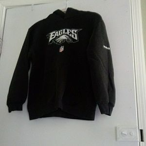 NFL Reebok Philadelphia Eagles Hooded Sweatshirt